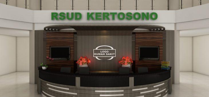 Interior RSUD Kertosono, Kab. Nganjuk