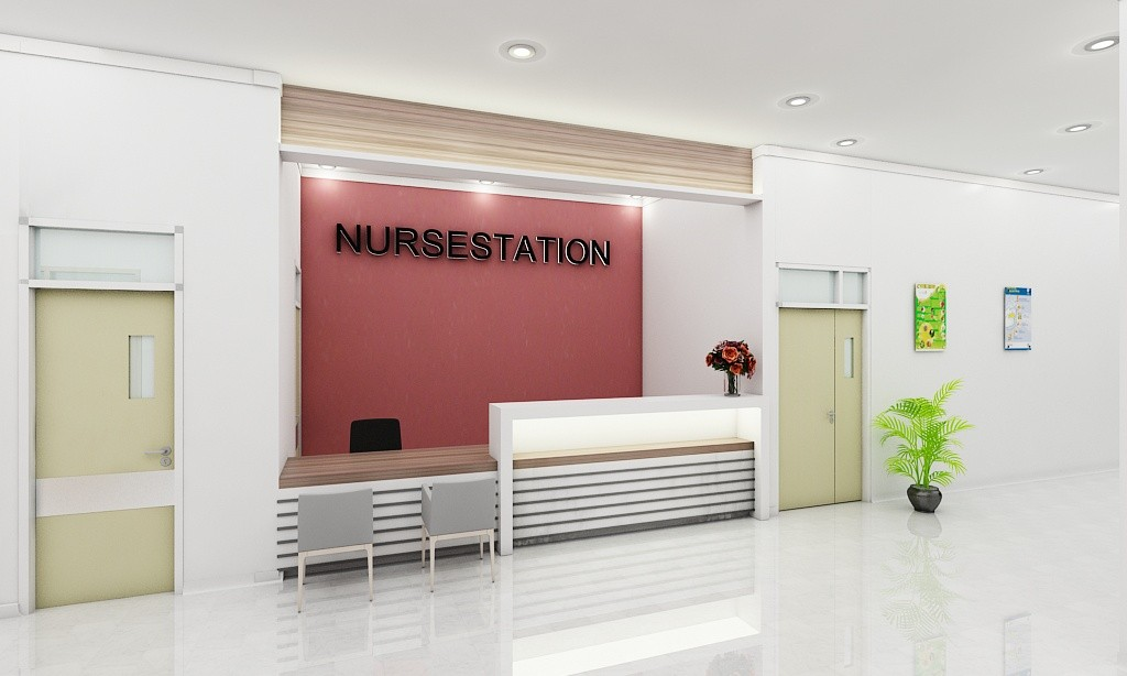 Nurse Station IRNA 2