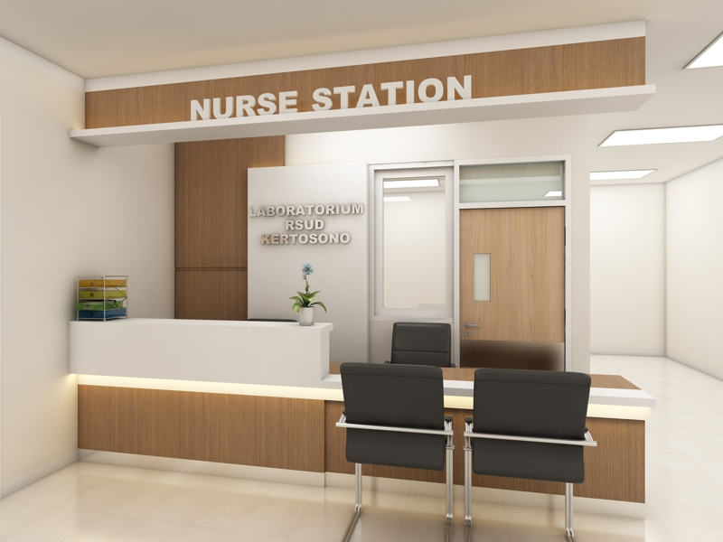 Nurse Station Laboratorium